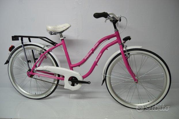 Bici donna 26 cruiser