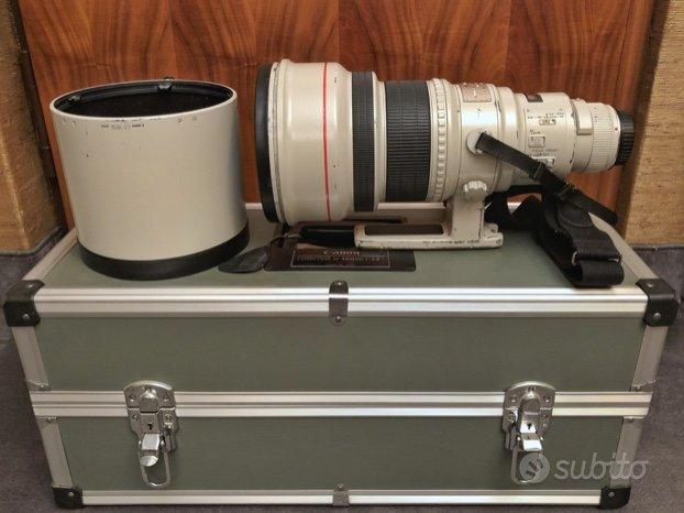 Canon EF 400 mm f/ 2.8 L USM Ultrasonic