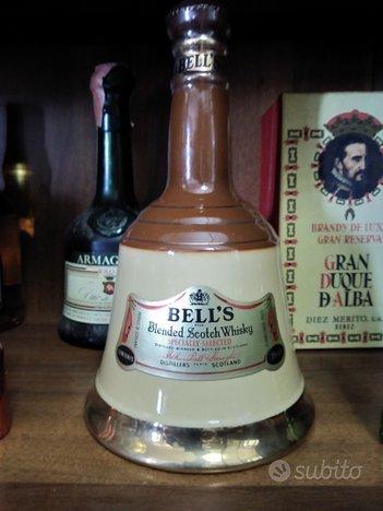 Bells blended scotch whisky decanter vintage