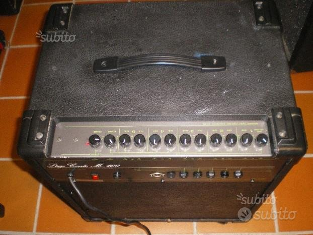 Amplimixer STAGE COMBO M100