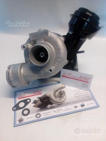 Turbina rigenerata Audi A4