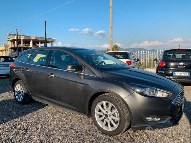 Ford Focus SW 1.5 Tdci 120cv Titanium 2018