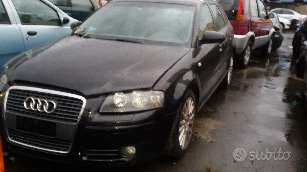 Audi A3 2.0 TDI DEL 2007