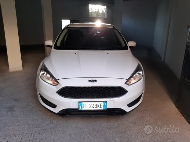 Ford focus 1.5 DTCI 2016