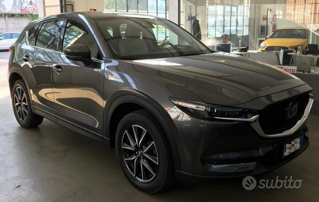 MAZDA CX-5 EXCEED