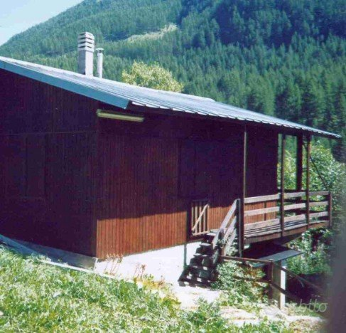 Rollieres (Sestriere/Cesana) chalet in legno