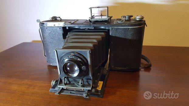 Fotocamera Kodak N 1 con ob Carl Zeiss Tessar