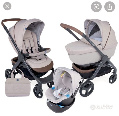 Trio Style Go Up Chicco