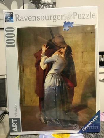 Puzzle Ravensburger Art collection