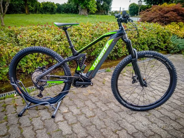 Ebike Whistle B-rusch All mountain SLS My 2020