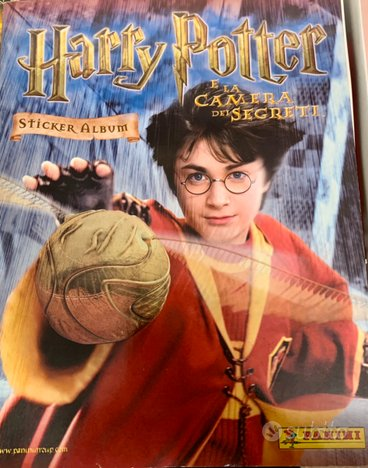 Album Harry Potter anno 2002 completo