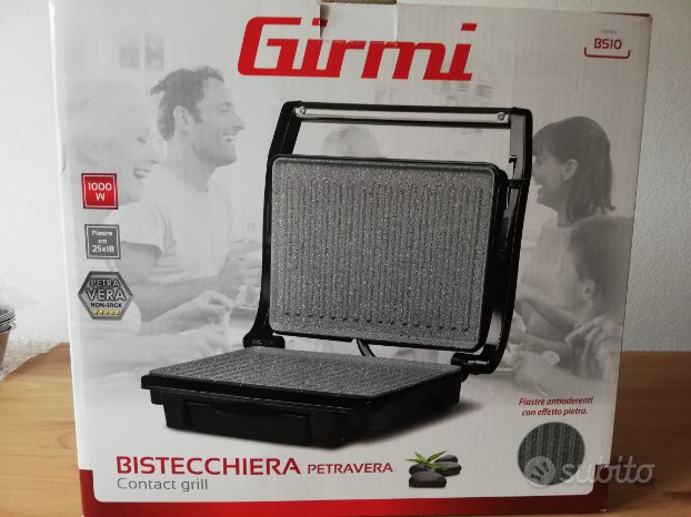 Bistecchiera Girmi petravera bs10