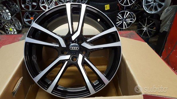 Cerchi In Lega Audi A3 A4 A5 A6 16 17 Psw Nevada