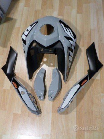 Kit plastiche KTM Duke 125