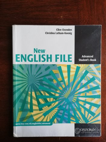 New English File Student's book + Workbook