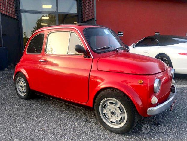 Fiat 500 500  110F BERLINA 1970 KM 98800 TETTO E