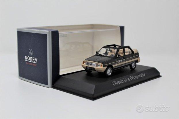 Modellini auto Citroen Visa - Norev 1/43
