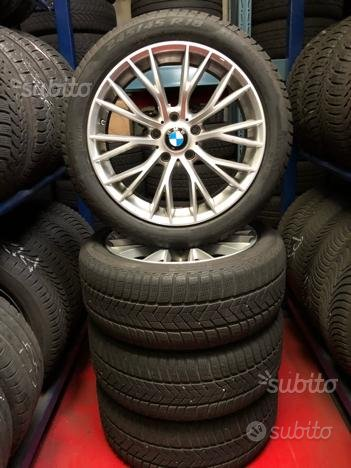 "4 cerchi BMW Serie 5 18"" + Pirelli winter"