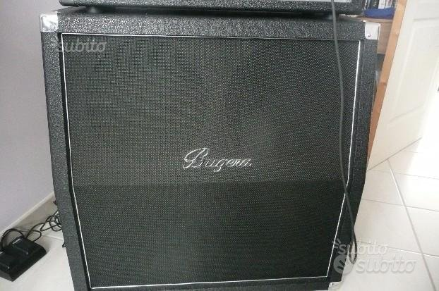 Cassa amplificatore bugera 412H-BK 200W 4x12