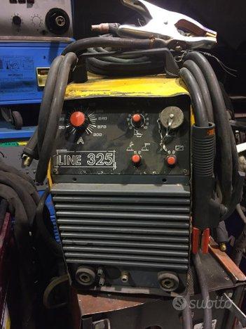 Saldatrice elettrodo tig FDB LINE 325