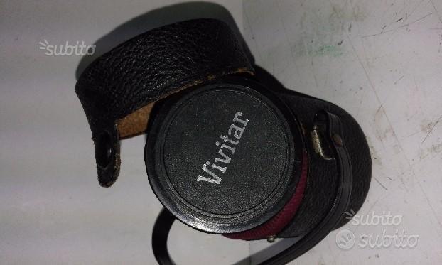 Obbiettivo per reflex VIVITAR 3X 1 con custodia