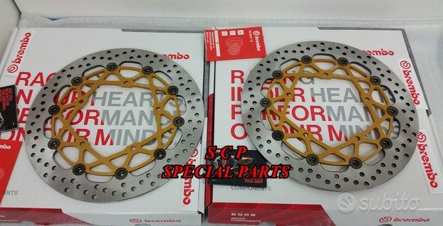 Brembo dischi supersport yamaha r1 r6 mt10