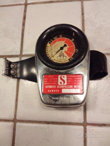 Decompressimetro strumenti sub