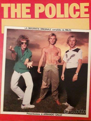 The Police biografia originale 1982