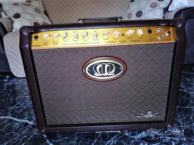 Amplificatore valvolare per chitarra meteoro class