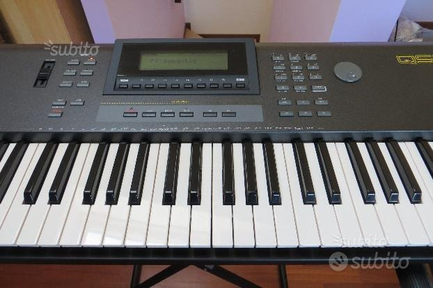 Yamaha qs300 sequencer synth sintetizzatore
