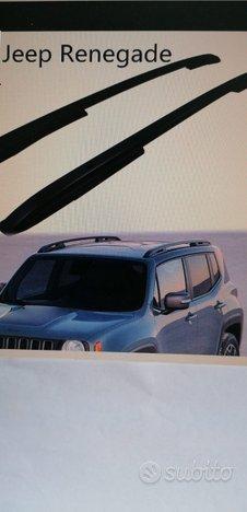 Barre tetto jeep renegade