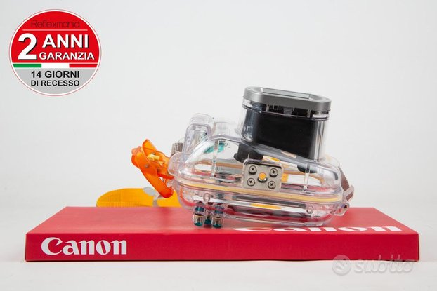 Canon Waterproof case WP-DC8 - Powershot A640 - A6