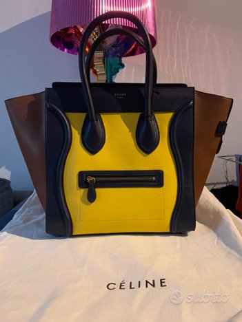 Celine luggage borsa