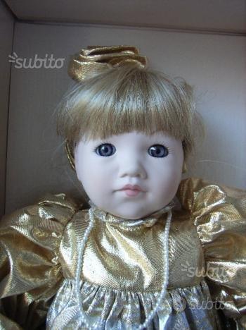Bambola da collezione Dolls by Pauline