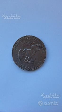 Moneta one dollar 1972 1 dollaro usa