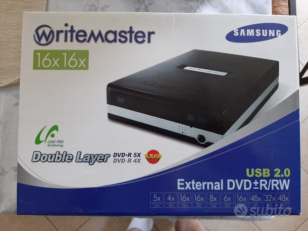 Masterizzatore Samsung WriteMaster SE-W164