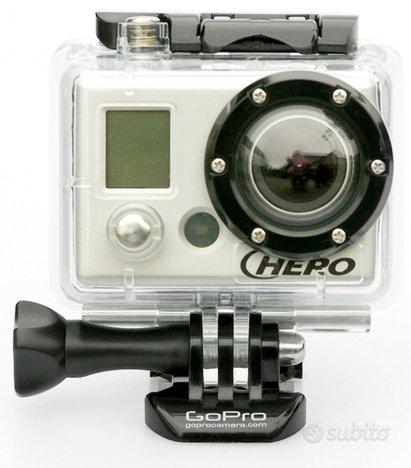 GoPro HD HERO 960, nuova, mai usata, con accessori
