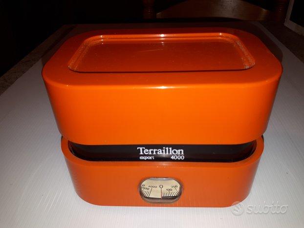 Bilancia terraillon export 4000 zanuso design,Marco ZANUSO