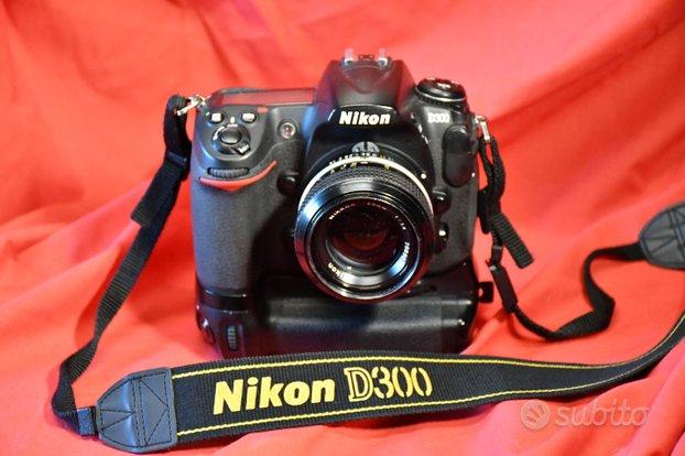 Nikon D300 + BG Nikon MB-D10
