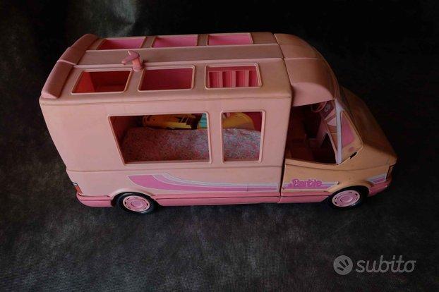 Camper di Barbie anni'80