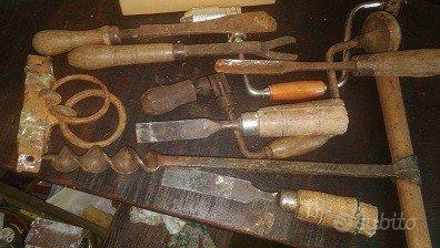 Antichi strumenti artigiano