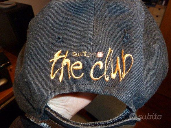Cappello club Swatch