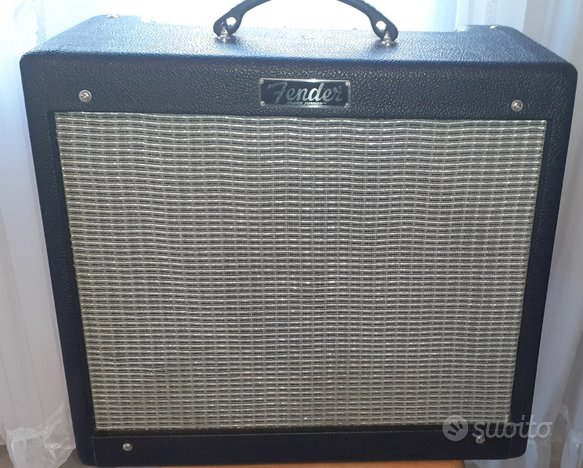Fender blues junior iii valvolare