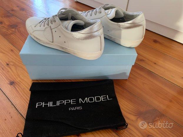 Philippe model bianche