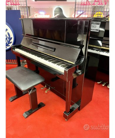 Pianoforte verticale kawai mod. k20 nero lucido