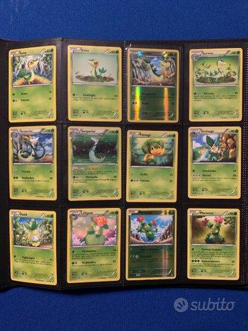 Pokemon Set Nero e Bianco Holo Ita NearMint/Mint