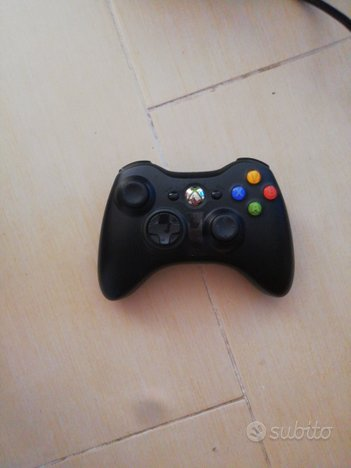 Joystick e Kinect sensor XBOX360