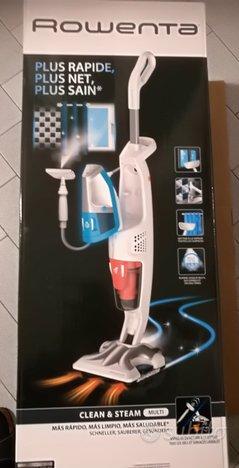 Rowenta clean & steam multi - lavapavimenti