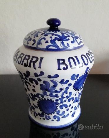 Amarena fabbri bologna vaso ceramica - Libri e Riviste In ...