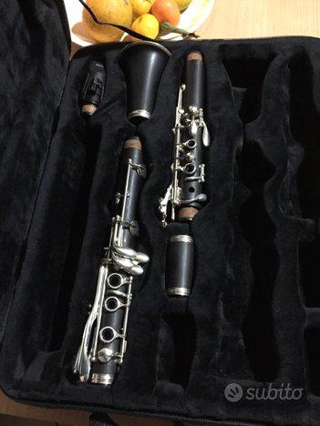 Buffet clarinetto in La